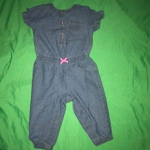 Carter's Bottoms - $1 w bundle Carter's Baby Girl Romper